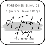 A Touch of Frost by Forbidden 50ml