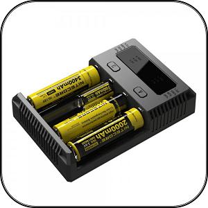 Nicore i4 charger v4