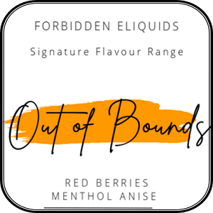 Out of Bounds Concentrate By Forbidden