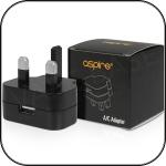 Aspire 3 Pin USB Wall Plug