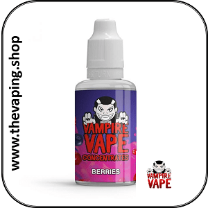 Berries Concentrate by Vampire Vape 1