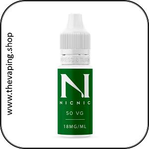 Nic18 50VG Nicotine Shot 2