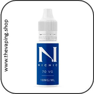 Nic18 70VG Nicotine Shot 2