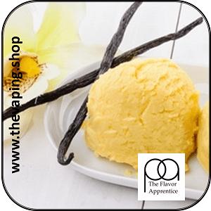 Vanilla Bean Gelato By the Flavor Apprentice 2