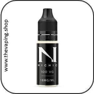 Nic18 PG Nicotine Shot 3