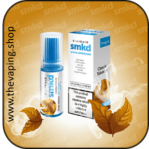 Classic Tobacco Eliquid by SMKD 10ml