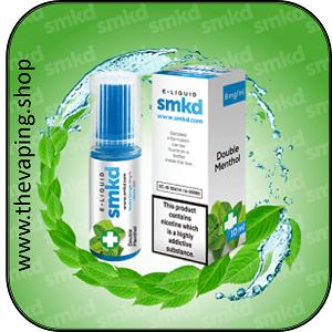 Double Menthol Eliquid by SMKD 10ml