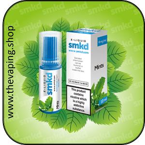 Mint Eliquid by SMKD 10ml