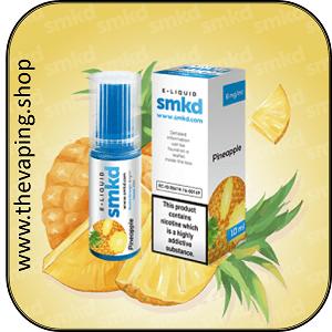 Pineapple Eliquid by SMKD 10ml