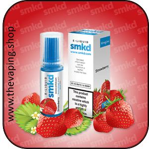 Strawberry Eliquid by SMKD 10ml