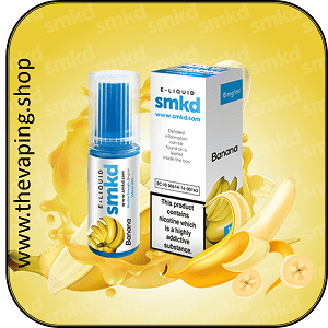 Banana Eliquid by SMKD 10ml