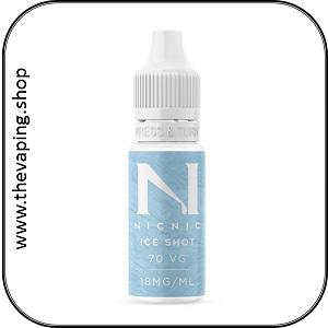 Nic18 70VG Ice Cool Nicotine Shots 3