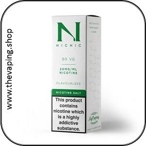 Nic20 Salt Nicotine Shots 2