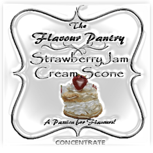 Strawberry Jam Cream Sponge by The Flavour Pantry 2