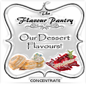 Our Dessert Flavours