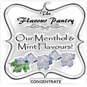 Our Menthol Flavours