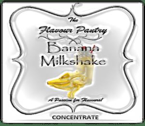 Banana Milkshake by The Flavour Pantry 2