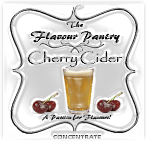 Cherry Cider by The Flavour Pantry 2