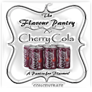 Cherry Cola by The Flavour Pantry 2