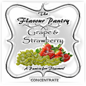 Grape and Strawberry by The Flavour Pantry 2