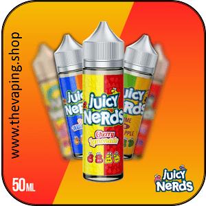 Juicy Nerd Eliquid