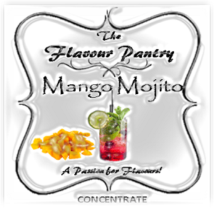 Mango Mojito by The Flavour Pantry 2