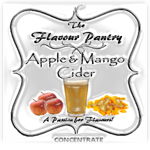 Apple and Mango Cider by The Flavour Pantry 2