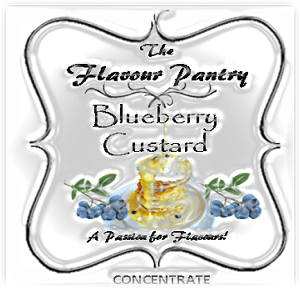 Blueberry Custard by The Flavour Pantry 2
