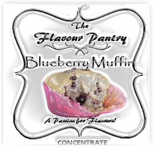 Blueberry Muffin by The Flavour Pantry 2