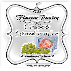 Grape and Strawberry Ice by The Flavour Pantry 2