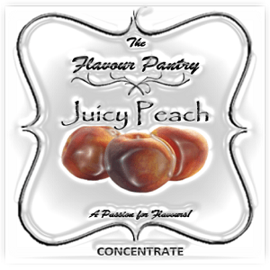 Juicy Peach by The Flavour Pantry 2