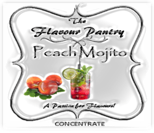 Peach Mojito by The Flavour Pantry 2