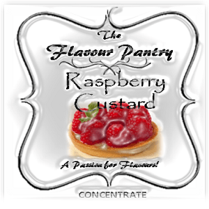 Raspberry Custard by The Flavour Pantry 2
