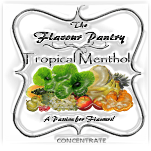 Tropical Menthol by The Flavour Pantry 2