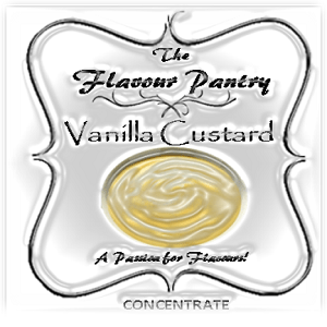 Vanilla Custard by The Flavour Pantry 2