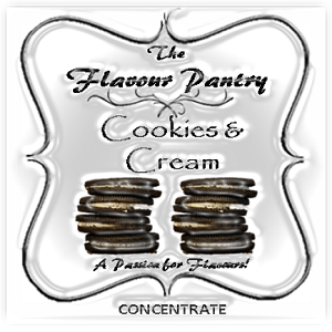 Cookies and Cream by The Flavour Pantry