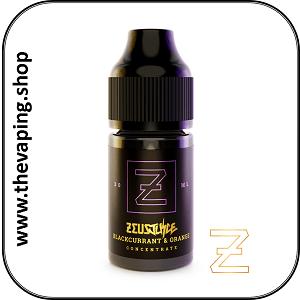 Zeus Juice Concentrate Blackcurrant and Orange 2