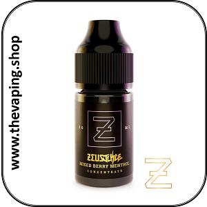 Zeus Juice Concentrate Mixed Berry Menthol 2