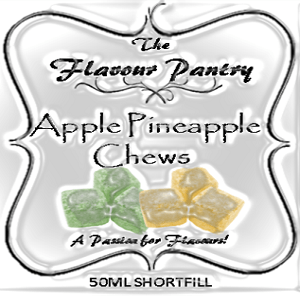 Apple and Pineapple Chews Shortfill by The Flavour Pantry