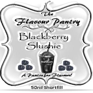 Blackberry Slushie Shortfill by The Flavour Pantry
