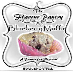 Blueberry Muffin Shortfill by The Flavour Pantry