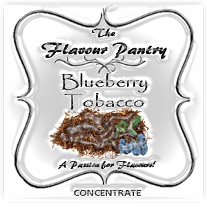 Blueberry Tobacco by The Flavour Pantry