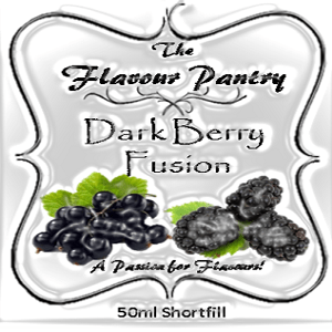 Dark Berry Fusion Shortfill by The Flavour Pantry