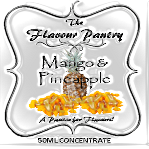 Mango and Pineapple Shortfill by The Flavour Pantry 2