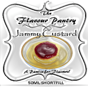 Jammy Custard Shortfill by The Flavour Pantry