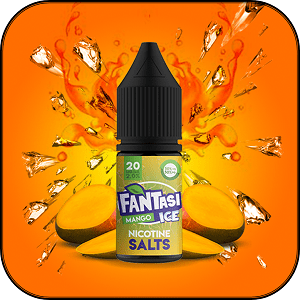 Mango Ice by Fantasi Ice Nic Salts