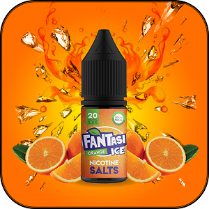 Orange Ice by Fantasi Ice Nic Salts