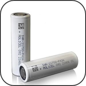 Molicel P30A 20700 Vape Battery
