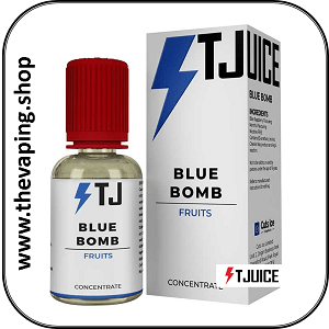 Tjuice Blue Bomb Concentrate