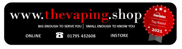 The Vaping Shop 2021 Logo 2